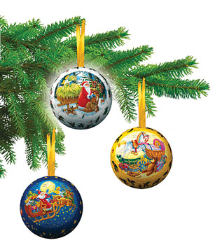 Christmas - 60pc Puzzleball by Ravensburger