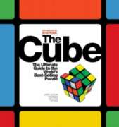 The Cube by Jerry Slocum, 128 pages, (8&quot; x 8.5&quot; Paperback w/ Flaps) - Puzzle Book