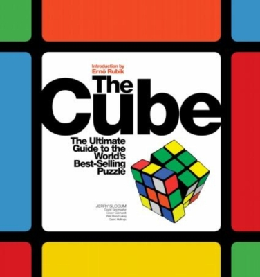 Puzzle Books - The Cube by Jerry Slocum