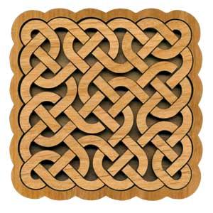 Brain Teasers - Paradigm Puzzles: Celtic Knot