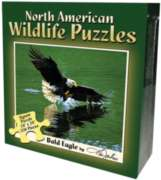 Jigsaw Puzzles - Bald Eagle