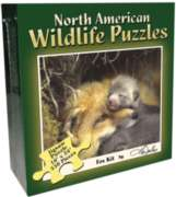 Fox Kit - 550pc Jigsaw Puzzle by Channel Craft