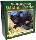Bear Cub - 550pc Jigsaw Puzzle by Channel Craft