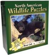 Jigsaw Puzzles - Bear Cub