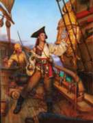 Pirates Aboard - 550pc Jigsaw Puzzle by Channel Craft