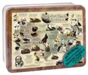 Audubon Birds of America - 550pc Tin Boxed Jigsaw Puzzle by Channel Craft