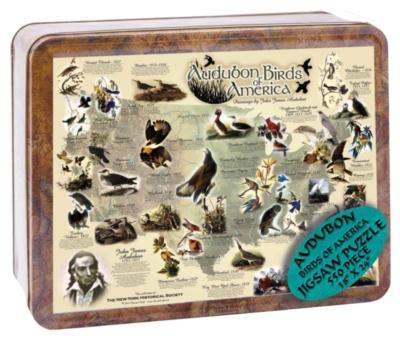 Jigsaw Puzzles - Audubon Birds of America
