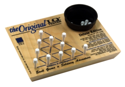 IQ Tester, Original - Peg Puzzle