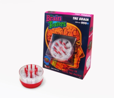 The Brain - Sequential Puzzle