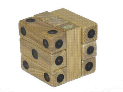 Brain Teasers - Puzzle Dice