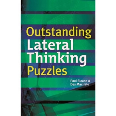 Outstanding Lateral Thinking Puzzles, 96 pages (Paperback)