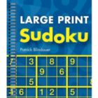 Large Print Sudoku, 288 pages (Spiral Bound)