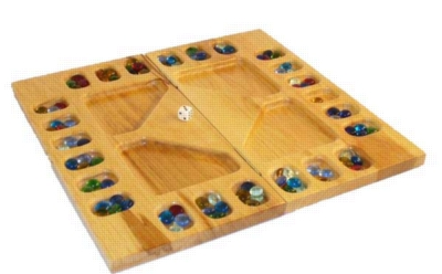 4-Player Mancala - Strategy Game