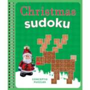 Christmas Sudoku, 96 pages (Paperback)