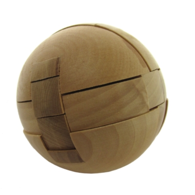 Wood Puzzles - Ball