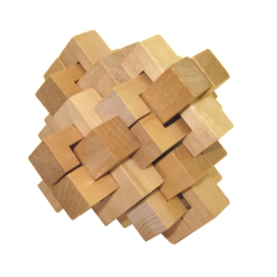 Wood Puzzles - Pineapple