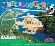 3D Puzzles - Helicopter