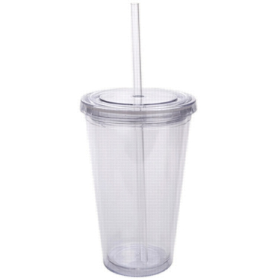 Eco Cup on Ice - Double Walled Acrylic Reusable Cup