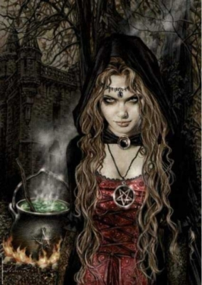 Jigsaw Puzzles - Witch