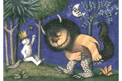 Maurice Sendak: King - 700pc Jigsaw Puzzle by Heye