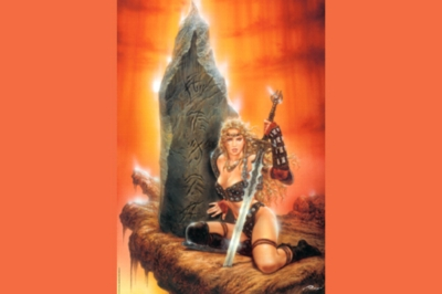 Luis Royo: Rock - 1000pc Jigsaw Puzzle by Heye