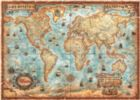 The World - 3000pc Jigsaw Puzzle by Heye