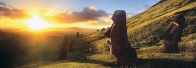 Easter Island - 1000pc Jigsaw Puzzle by Heye