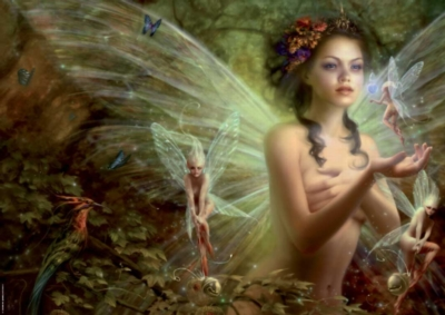 Jigsaw Puzzles - Fairies