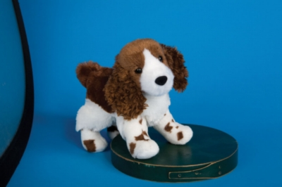 "Flair Springer Spaniel - 8"" Dog by Douglas Cuddle Toy"