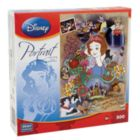 Disney Portrait: Snow White - 500pc Jigsaw Puzzle by MEGA