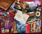 Springbok Jigsaw Puzzles - World Traveler