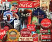 Coca-Cola Puzzles - Decades of Tradition