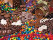 Chocolate Sensation - 400pc Family Style Jigsaw Puzzle by Springbok