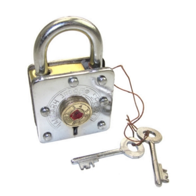 Obscurity Security - Classic Puzzle Lock & Brain Teaser