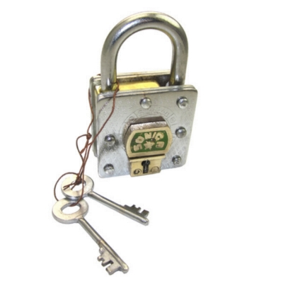 Keep Out - Classic Puzzle Lock & Brain Teaser