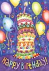 Happy Birthday - Garden Flag by Toland