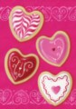 Heart Cookies - Standard Flag by Toland