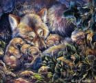 Wolf Lair - 550pc Jigsaw Puzzle By Sunsout