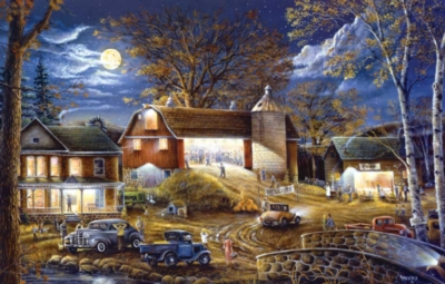 Barn Dance Tonight - 1000pc Jigsaw Puzzle By Sunsout