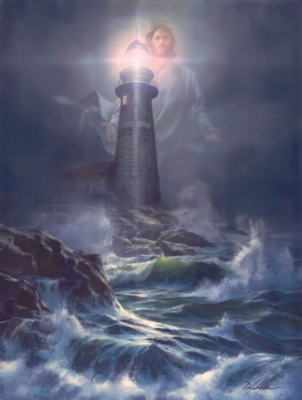 The Lord is My Light - 500pc Jigsaw Puzzle By Sunsout