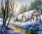 Winter Frolic - 1500pc Jigsaw Puzzle By Sunsout