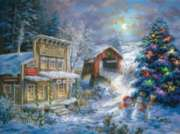 Jigsaw Puzzles - Country Shopping