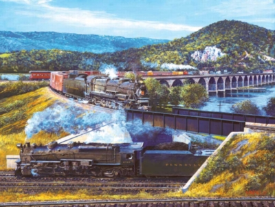 Jigsaw Puzzles - Rockville Bridge