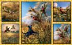Pheasant Collage - 1000pc Jigsaw Puzzle By Sunsout