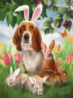 Bunnie Wannabe - 500pc Jigsaw Puzzle By Sunsout