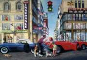 Fender Bender - 500pc Jigsaw Puzzle By Sunsout