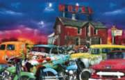 Ideal Diner - 1000pc Jigsaw Puzzle By Sunsout