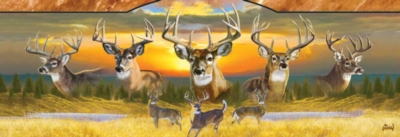 10 Point Buck - 500pc Jigsaw Puzzle By Sunsout