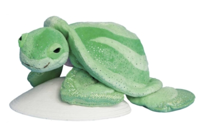 Glitter - 10'' Turtle By Douglas Cuddle Toys