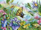 DragonFly Dance - 1000pc Jigsaw Puzzle By Sunsout